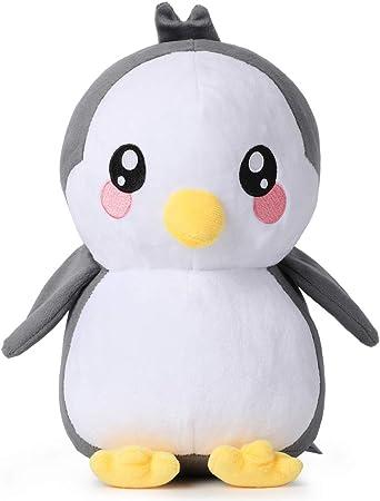 Dulce: Gracias a su bonito diseño, este adorable juguete kawaii, el mini pingüino llamado Pablo, ilu