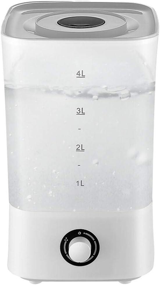 4L Ultrasonic Cool Mist Bedroom Humidifiers