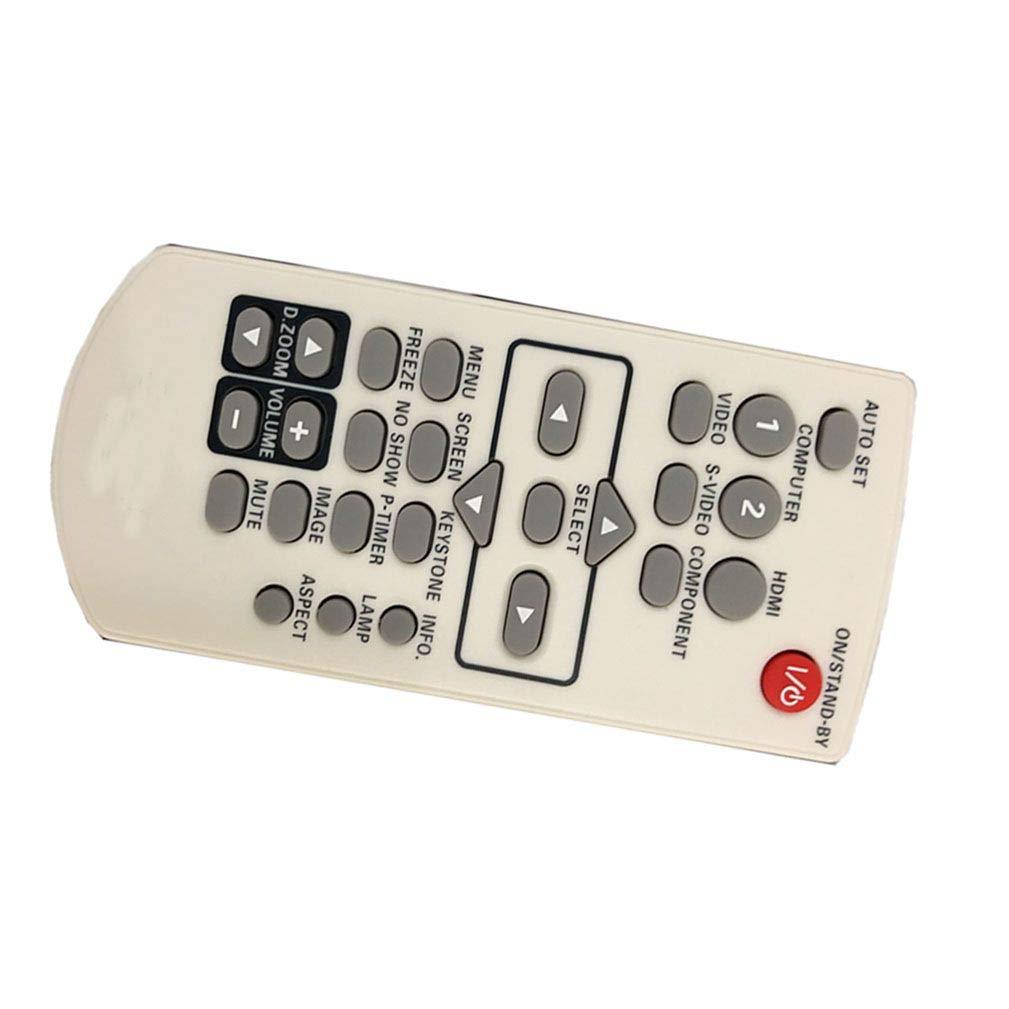Easy Repalcement Remote Conrtrol For SANYO PLC-WL2503 PLC-WL2500 ...