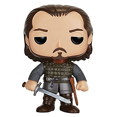 Funko POP Game of Thrones: Bronn Action Figure: Funko Pop!:: Toys & Games