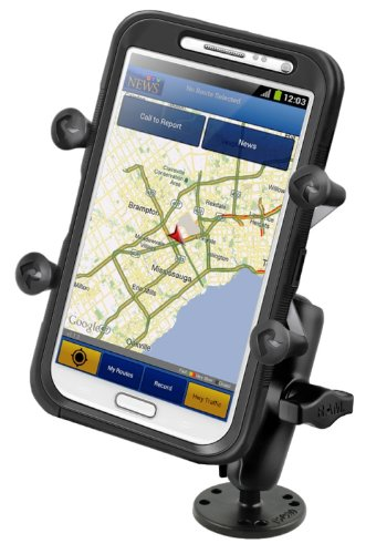 Heavy Duty Flat Surface Desktop Universal Mount Holder for Large Phones/Phablets