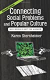 Connecting Social Problems and Popular Culture : Why Media Is Not the Answer, Sternheimer, Karen, 0813347238
