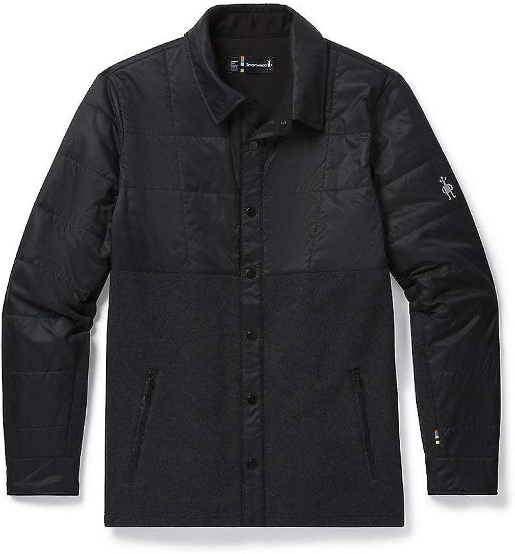 Smartwool Mens Smartloft Anchor Line Shirt Jacket