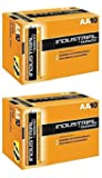 Duracell 20 x AA industriel batterie Alcaline – Orange-p