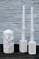 Magik Life Unity Candle Set for Wedding ...