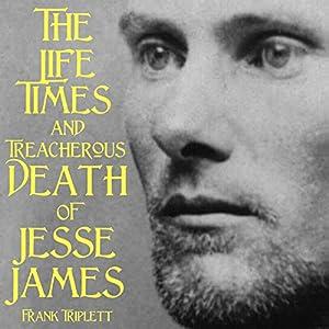 Jesse James Audiobook