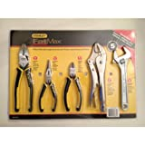 STANLEY Fatmax Pliers and Wrench Set, 5-Piece - FMHT70670Z