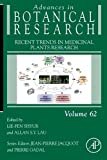 Recent Trends in Medicinal Plants Research: 62 (Advances in Botanical Research)