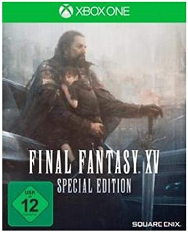 Final Fantasy XV Steelbook Edition (XONE) [Importación alemana ...