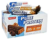 Pure Protein High Protein Bar, Chocolate Peanut Butter, 6 Bars (Pack of 8) , Pure-g9 Pure-x4