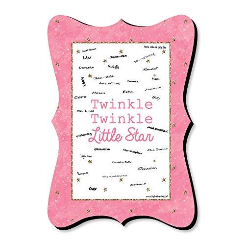 Pink Twinkle Twinkle Little Star - Unique Alternative