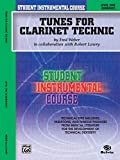 : Student Instrumental Course, Level 1: Tunes for Clarinet Technic