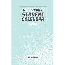 2014-15 Original Student Calendar