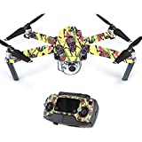 Skin For DJI Mavic – Electric Cicada | MightySkins Protective, Durable, and Unique Vinyl Decal wrap cover | Easy To Apply, Remove, and Change Styles | Made in the USA