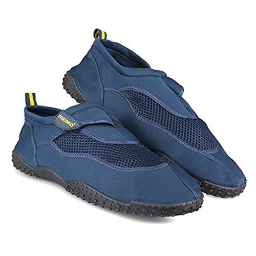 Fresko Taille 13 14 15 Grande Taille Hommes Chaussures Deau Marine