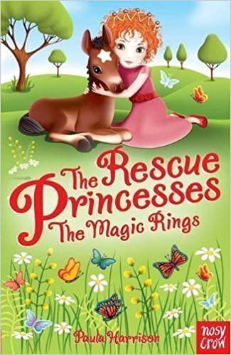 Book The Rescue Princesses: The Magic Rings by Harrison, Paula (2013)