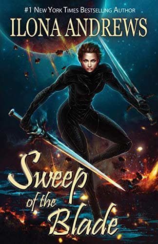Book Cover: Sweep of the Blade