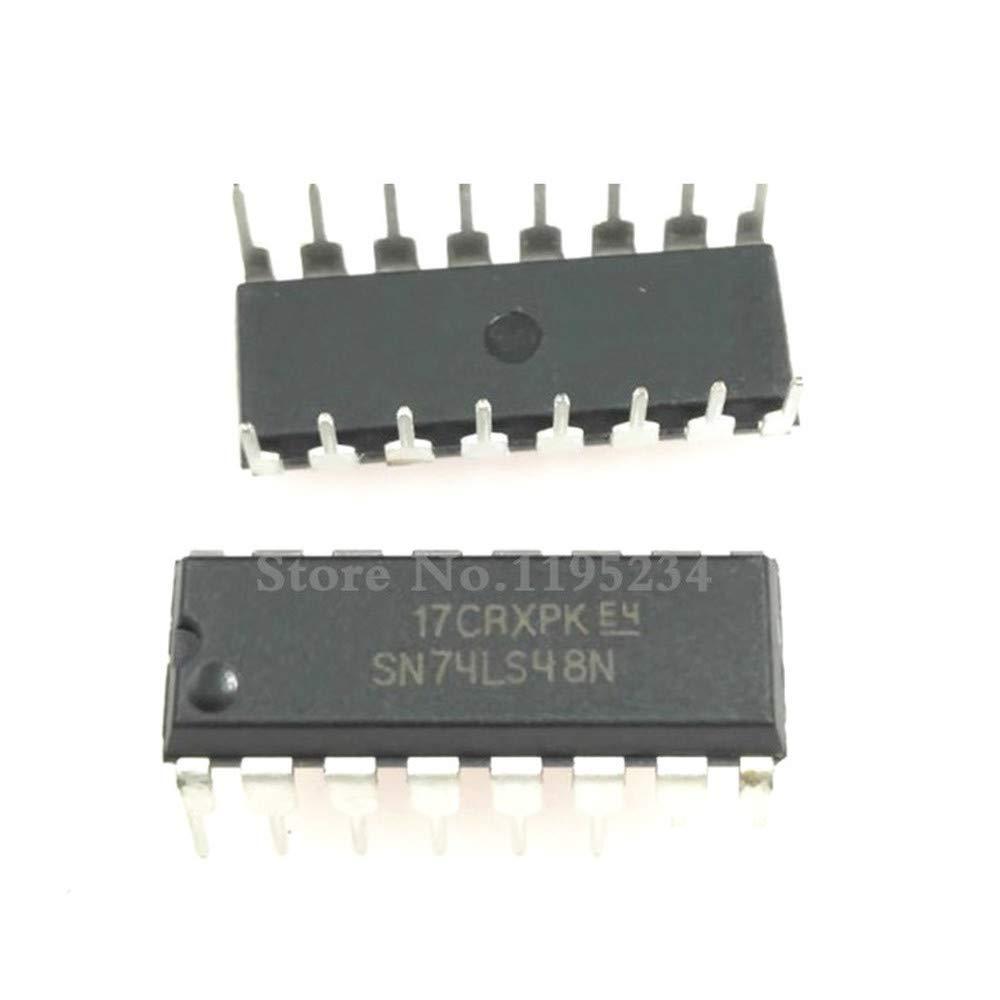 50pcs/lot SN74LS48N SN74LS48 74LS48N 74LS48 DIP16 by MIZOELEC