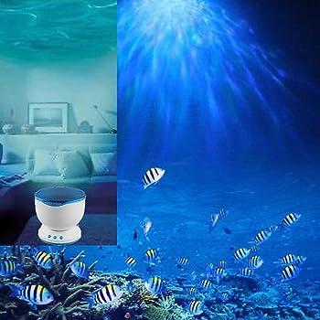 Amazon Com Ocean Sea Daren Waves Led Night Light