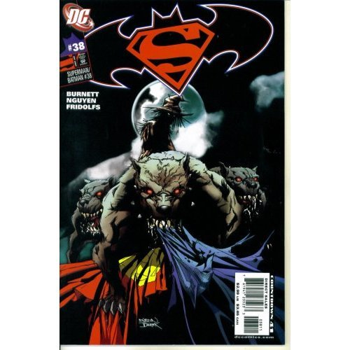 Superman / Batman #38 : Crack-Up (DC Comics) PDF