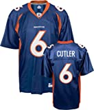Reebok Denver Broncos Jay Cutler Replica Jersey Size: Large