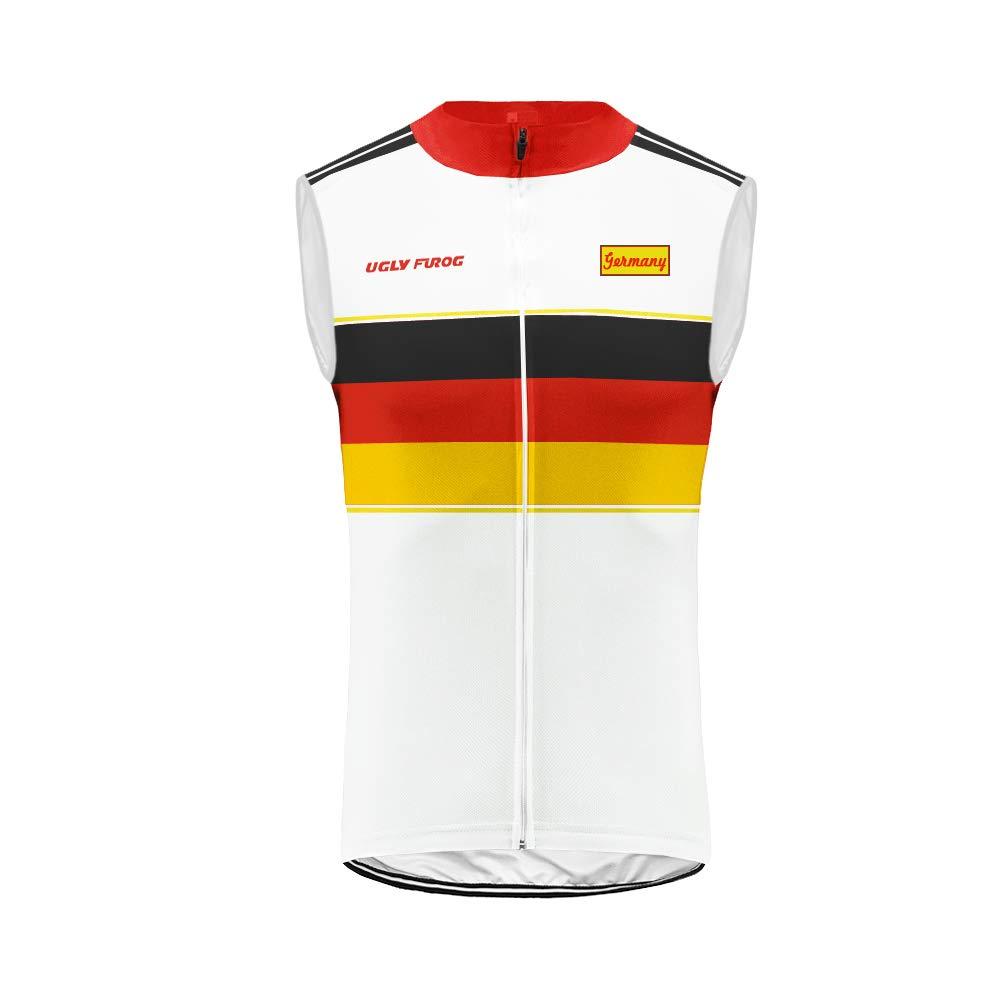 Uglyfrog Traje Bici Ciclismo Hombre, Maillot Ciclismo y ...