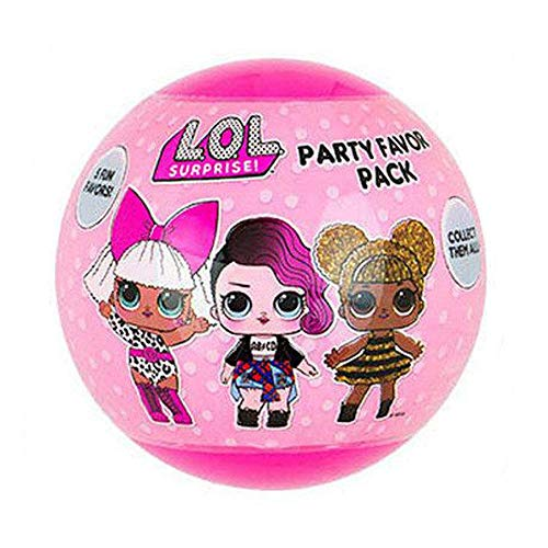Amscan Party Supplies LOL Surprise Party Favor Ball (1) ()