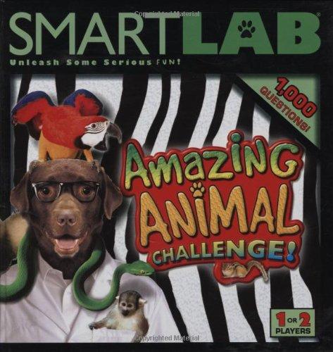 SMARTLAB: Amazing Animal Challenge! pdf epub