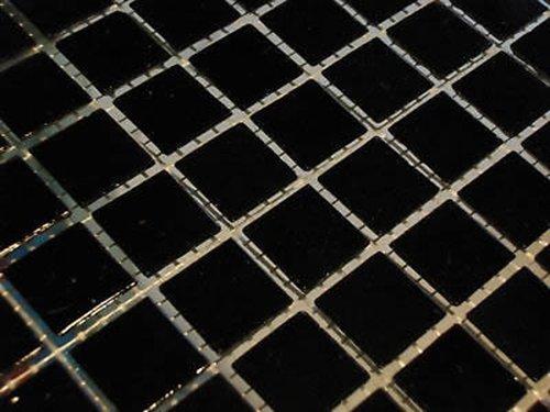 trendig fliesentopshop glasmosaik mosaik fliesen bad pool dusche schwarz 2 zv96 - Fantastisch Mosaik Flie