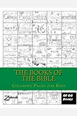 Bible Books Coloring Pages Paperback