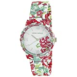 Laura Ashley Women's LA31018H Analog Display Japanese Quartz White Watch