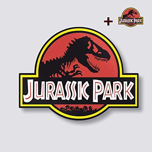 [해외]Jurassic Park Jeep Decal Wall 19 Window Vinyl Sticker for Car Emblem Dinosaur / Jurassic Park Jeep Decal Wall 19 Window Vinyl Sticker for Car Emblem Dinosaur