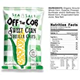 Sweet Corn Sea Salt Chips 4 Oz 6 Pack