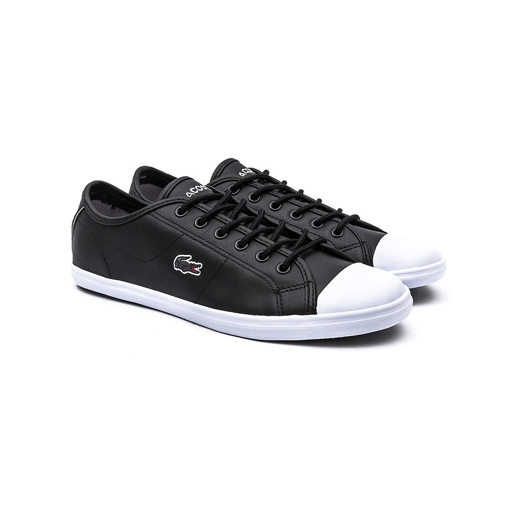 6001ffa06fc3 Lacoste Ziane Sneaker EDG Womens Trainers  Amazon.co.uk  Shoes   Bags