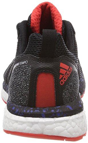 9 Noires Negbas De Course Adidas Unisexe Pour Adulte Adizero Aktiv negbas Chaussures 000 Roalre Tempo 0YYH7nE