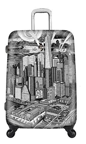 Heys - Künstler Fazzino Manhattan Trolley mit 4 Rollen Gross