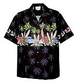 Pacific Legend Boys Woodie Surfboard Shirt