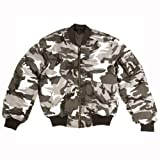 Mil-Tec MA-1 Flight Jacket Urban size XL