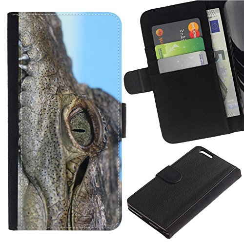 [Crocodile/Gator] For LG Ray/Zone Flip Leather Wallet Holsters Pouch Skin Case