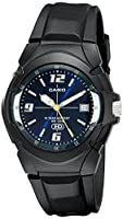 CASIO Men's MW600F-2AV Sport Watch with Black Resin Band