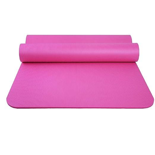 XJLXX Colchoneta de Yoga para Principiantes Antideslizante ...