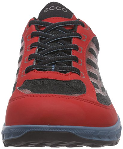 negro exteriores tomate Tomate hombre zapatos Terratrail ECCO Black59490 deportivos para para nYH8gwZq