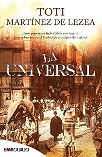 La Universal par Martínez de Lezea