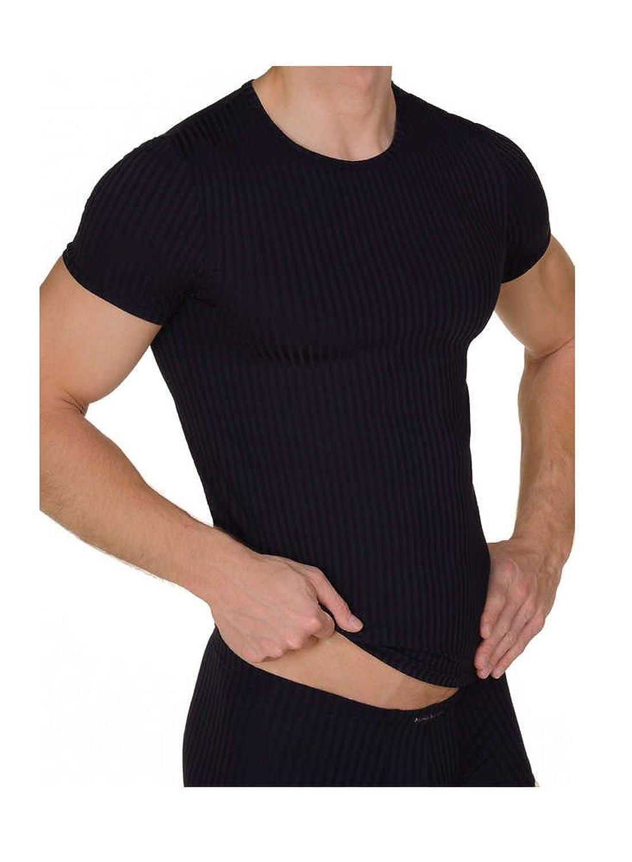 Bruno Banani Shirt Antistress Doppelpack - black 2XL