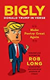 Book cover from Bigly: Donald Trump in Verse by Scott Adams