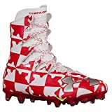 Under Armour UA Highlight MC LAX Men's Lacrosse Cleats 12 US