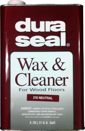 Wax Flooring - Dura Seal Wax & Cleaner - Neutral - Gallon