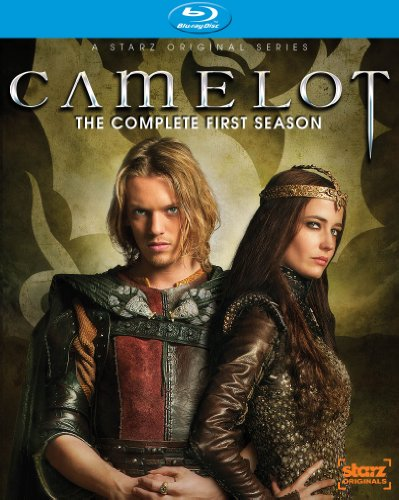 Blu-ray : Camelot: The Complete First Season (3 Disc)