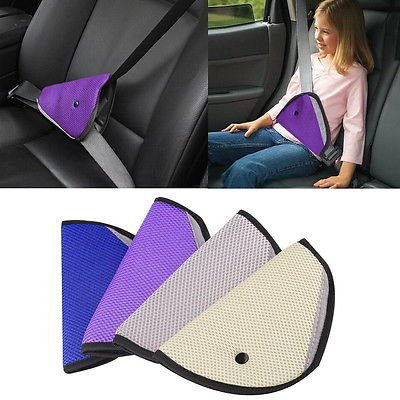 Eximtrade Car Children Toddler Seat Belt Safety Harness Reposition Strap Positioner Blue