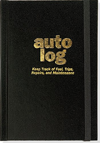Auto Log Book (Automobile Record Book)